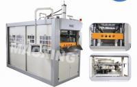 MX-500 Термоформовочная машина (лист направляется с помощью сервопривода)
