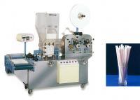 Автоматические машины для упаковки трубочек JS-601, JS-605P, JS-603