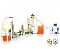 Гранулятор для переработки отходов ПЭ пленки/пакетов
